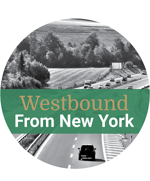 Westbound from New York