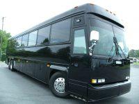 VIP Bus Exterior
