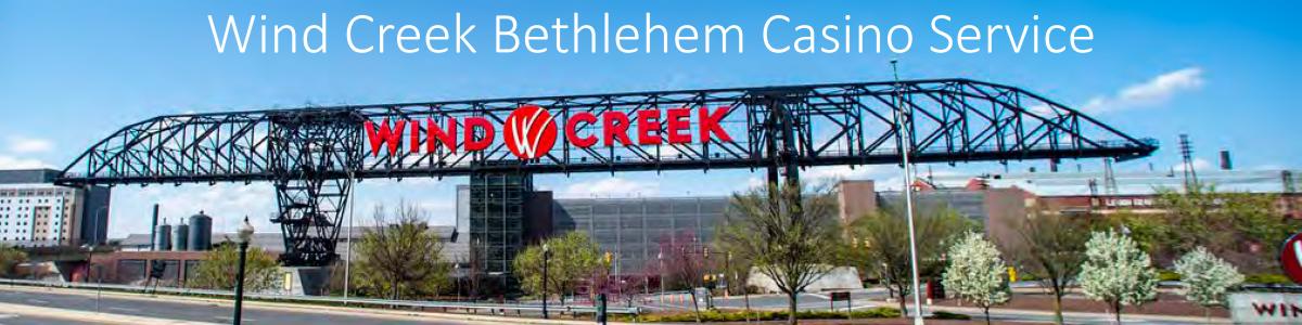 Wind Creek Bethlehem Casino Trans Bridge Lines